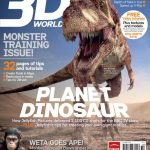3D WORLD MAGAZINE #147