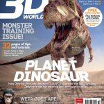 3D WORLD MAGAZINE #147